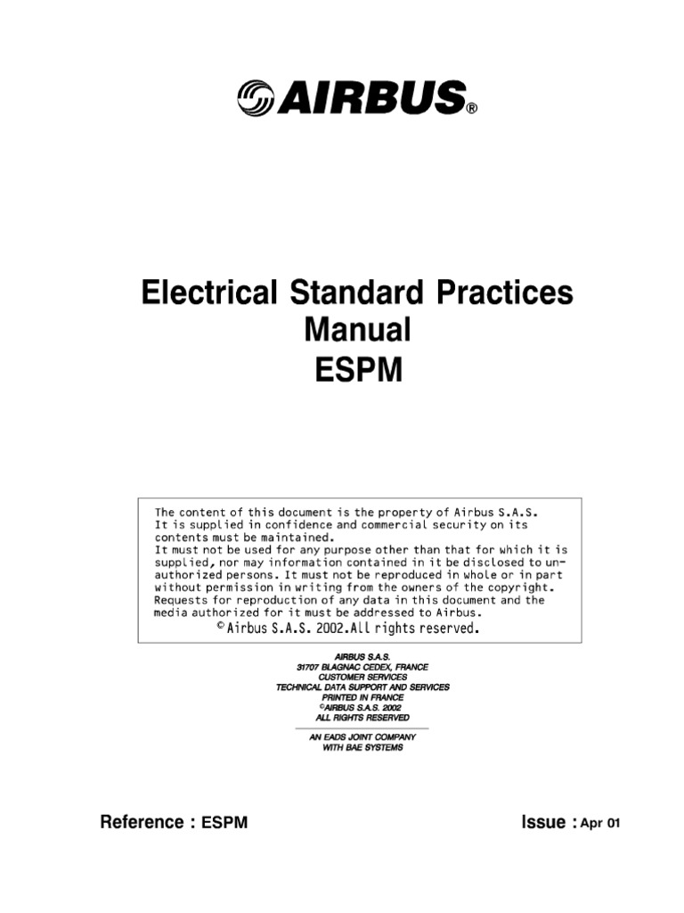 Electrical standard practices manual sample user manual espm pound mass electrical connector rh es scribd com boeing electrical standard practices manual electrical standard fandeluxe Gallery