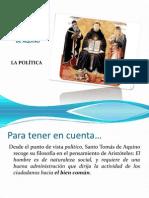 Santo Tomás de Aquino - La Política