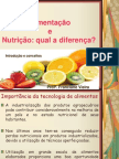 2ª aula- introdução de nutrição e conceitos