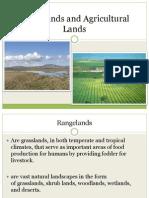 Rangelands and Agricultural Lands