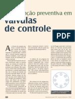 Manutenção_valvula controle
