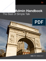 The SysAdmin Handbook - The Best of Simple Talk