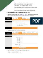 Hướng dẫn bổ sung cấu hình dịch vụ IPTV lần 2