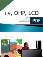 KUMP 2 - TV, LCD, OHP