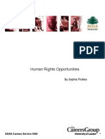So as Human Rights