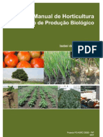 Manual de Horticultura No Modo de Producao Biologico[1]