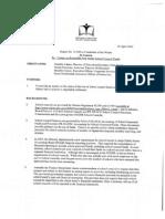 OCDSB report on Rockcliffe Park Council funds