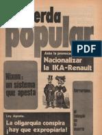 Izquierda Popular 39