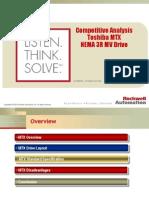 CompetitiveAnalysisToshibaMTX3RDrive