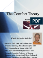 Comfort Theory
