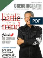 Ever Increasing Faith Magazine - Summer 2012