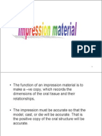 Impression Material Lecture3student 2