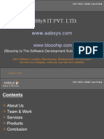 Software Profile