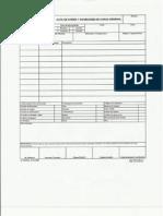Documentos de Tarja