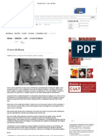 Pierre Bourdieu - O Erro de Marx