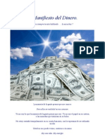 El Manifiesto Del Dinero