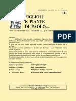 FIGLIOLI E PIANTE DI PAOLO...no 111 giugno 2012