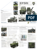 EFSS M327 120mm Mortar