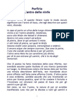 Porfirio_L'Antro Delle Ninfe