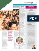 Ètica o catecisme? - Jaume Funes al Diari Ara (23 de juny de 2012)