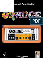 Orange 2008Catalogue