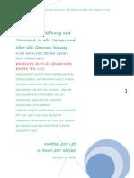 Mein Buch Der Hoffnung Kurz Nach Der Zeiten Wende Oekodorf Idee Teil2