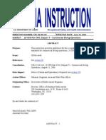 CPL_02!00!151 29 CFR Part 1920, Subpart T - Commercial Diving Operations - June 13, 2011