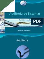 Auditoría de Sistemas 2-1