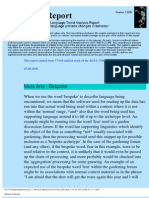 High, Clif - ALTA Report Vol. 21 - 1 - Part One (2008.03.08) (Eng) (PDF) [ALTA 1308 PONE]