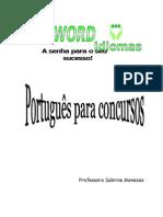 Apostila de Português para concursos PASSWORD