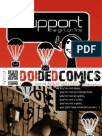 doidedcomics vol.4 / 2012 - you just have internet access