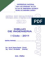 Practicas en Autocad 2011