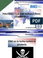 Piratería y la OMI