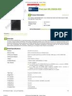 HP ProLiant ML330G6-055 - Server Tower 2-Socket CPU - Cetak Harga, Spesifikasi, Dan Review