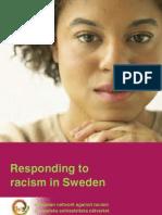Responding to Racism in Sweden
