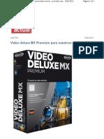 Video Deluxe Premium Para Nuestros Socios