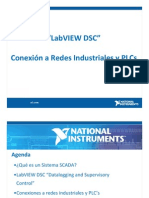 Labview Dsc y Rede Industriales