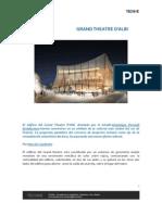 56. Tecnne. Grand Theatre d'Albi