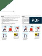 Recomendaciones básicas de ergonomía para la prevención del dolor lumbar en conductores