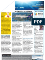 Business Events News for Mon 25 Jun 2012 - Hawaiian Airlines, Kyoto, DMS, OzHarvest and much more