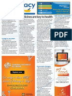 Pharmacy Daily for Mon 25 Jun 2012 - Medicines are key to health, MRI barriers removed, Mental health, Ferumoxytol and much more...