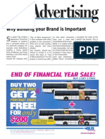 Newsletter-Brand Building 2012