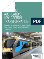 Auckland Slow Carbon Transformation