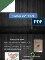 Teorías científicas - Exposición