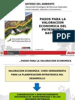 Valoración Económica Evento Piura_Pasos_030310