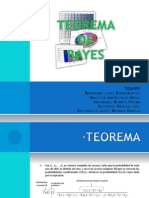 ejercicios Teorema de Bayes