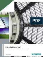 Folleto Filtro Discos
