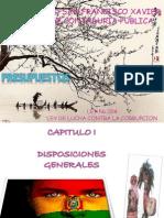 Ley Marcelo Quiroga Santa Cruz