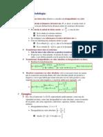 Ejemplos y metodología