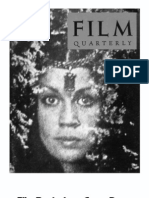 Film Quarterly Vol. 29 No. 4 Summer 1976